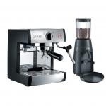 Graef ES702Set - pivalla Espressomaschinen Set