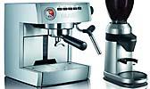 Espresso + Mühle