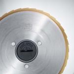 Messer III - gezahnt Titan m. Zahnrad f. ECONOMIC