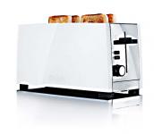Graef TO101 - Toaster, 2-fach, lang, Weiß