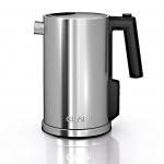 Graef WK900 - Wasserkocher,1.2L, Edelstahl, Temperaturwahl