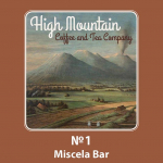 High Mountain Coffee No. 1 Miscela Bar 1000g
