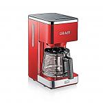 Graef FK403 - Filterkaffeemaschine ROT