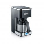 Graef FK512 - Filterkaffeemaschine, schwarz