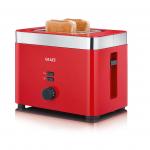 Graef TO63 - Toaster, 2-fach, Rot