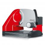 Graef SKS503 - Messer gewellt, Rot