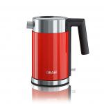 Graef WK403 - Wasserkocher,1L , Rot