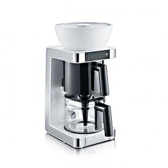 Graef FK701 - Filterkaffeemaschine, weiss