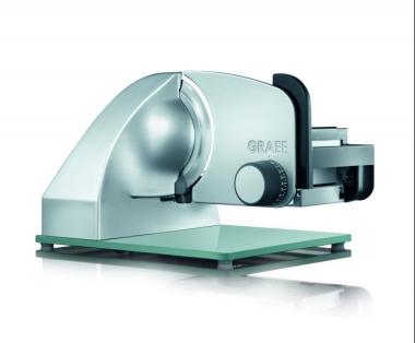 Graef Master M20 - Vollstahlmesser, Glatt