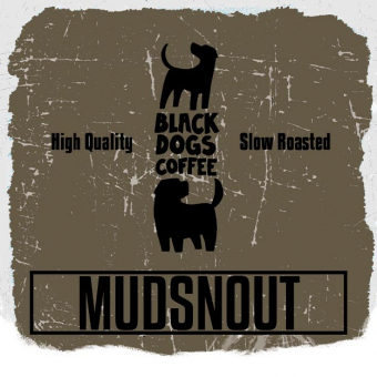 Black Dogs Coffee Mudsnout Cuba Turquino 1000g
