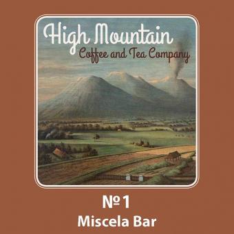 High Mountain Coffee No. 1 Miscela Bar 1000g