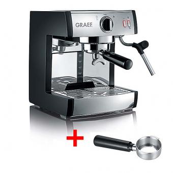 Graef ES702 - pivalla Espressomaschine & Kapsel