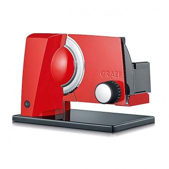 Graef S11003 - SKS110 rot - Messer gewellt
