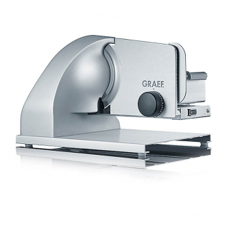 Graef SKS 905 - Vollstahlmesser, Glatt, Silber