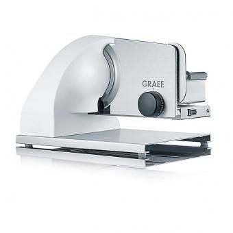 Graef SKS 901 - Vollstahlmesser, Glatt, Weiss