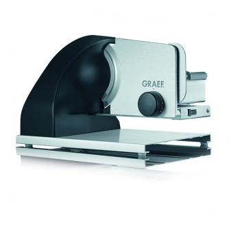 Graef SKS 902 - Vollstahlmesser, Glatt, Schwarz