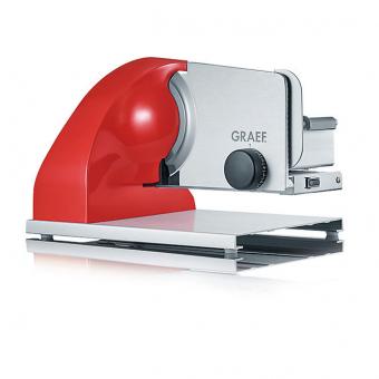 Graef SKS 903 - Vollstahlmesser, Glatt, Rot