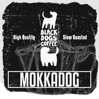 Black Dogs Coffee Mokkadog 1000g