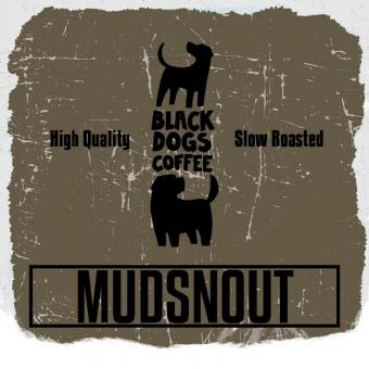 Black Dogs Coffee Mudsnout Cuba Turquino 250g