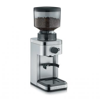 Graef CM500 - Kaffeemühle, silber