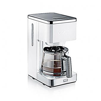 Graef FK401 - Filterkaffeemaschine WEISS