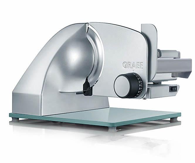 Graef Master M30 - Vollstahlmesser, Glatt
