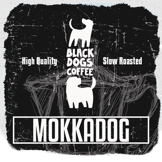 Black Dogs Coffee Mokkadog 250g