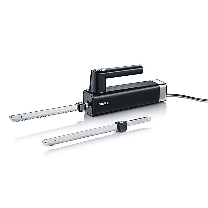 Graef EK502 - Elektromesser schwarz
