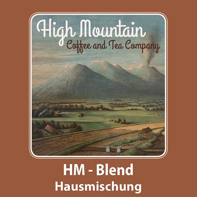 High Mountain Coffee HM-Blend Hausmischung 1000g